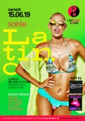 SOIREE LATINO .ENTREE OFFERTE AUX COUPLES  LUNCH SUR RESERVATION